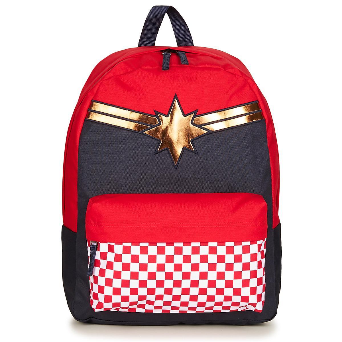 Vans X Marvel Captain Marvel - Realm