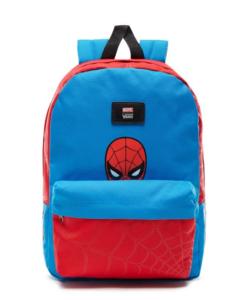 Vans x Marvel Spiderman Old Skool II Backpack, BlackGrey