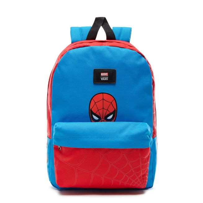 Vans Kids X Marvel Spider-man - New Skool Backpack